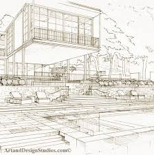 architectural rendering illustration u0026 design services award