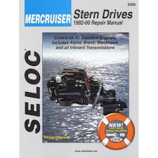 amazon com mercruiser stern drives 1992 2000 seloc marine