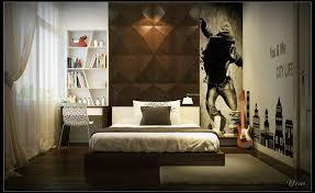 bed back wall design bed ideas cool bedroom wall design boys bedroom with cool brown