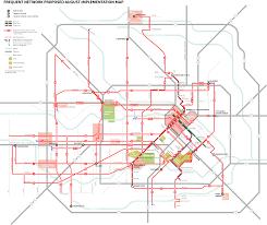 Sacramento Light Rail Map Transit Frequency In Houston And Sacramento Getting Around