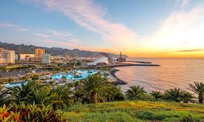 new year canaries and madeira cruise columbus 2017