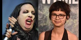 marilyn manson actress charlyne yi accuses marilyn manson of sexual harassment and