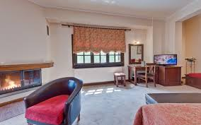 junior suite with fireplace and spa bath giamandes hotel elati