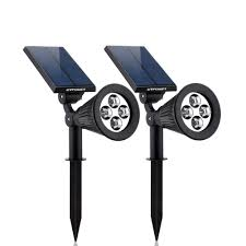 solar lights solar lights urpower 2 in 1 waterproof 4 led solar