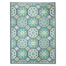 Threshold Indoor Outdoor Rug Threshold Indoor Outdoor Flatweave Mosaic Rug Purchases For