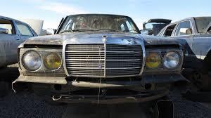 mercedes california junkyard treasure 1985 mercedes 300d turbodiesel autoweek