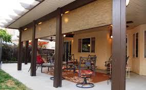 patio u0026 pergola creative vinyl patio cover materials design