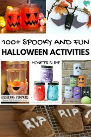100 spooky u0026 fun halloween activities for kids this outnumbered