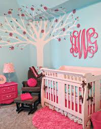 Pink And Aqua Crib Bedding Pink And Aqua Monogram Nursery Baby Bedding Crib And Aqua
