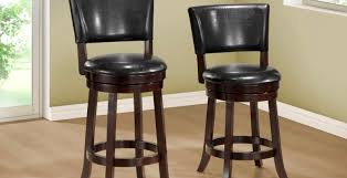 bar amazing black counter height chairs about remodel home decor