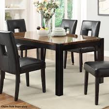 black wood dining room furniture home furniture ideas