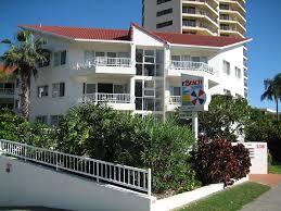le beach apartments gold coast australia booking com