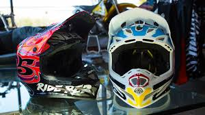 troy lee designs motocross helmet dome protector troy lee designs se4 transworld motocross youtube