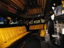 limousine hummer inside hummer limo yellow inside hummer