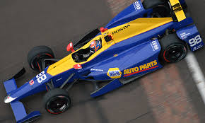 rossi leads final practice before indy 500 qualifying chilton