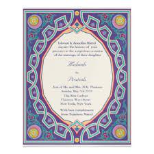 mehndi invitation muslim mehndi invitations announcements zazzle