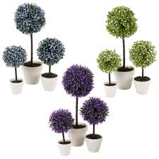 artificial trees plants and trees ebay