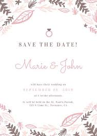 save the date st save the date invitation templates canva