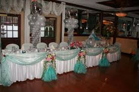 quinceanera decoration ideas for tables quinceanera balloon decor head table decoration for quince a