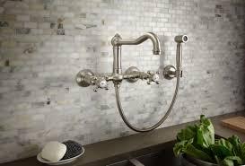 kitchen bridge faucet gallery rohl faucets u0026 fixtures pressroom