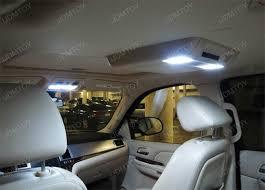 Putco Led Interior Lights 2007 2014 Cadillac Escalade Exact Fit Led Interior Light Package