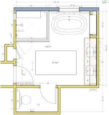 best bathroom floor plans master bathroom floor plans with walk in shower small plan ideas a