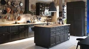 ikea amenagement cuisine aménagement cuisine ikea noir et bois oakwood f c and kitchens