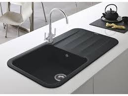 sink u0026 faucet endearing black franke composite granite plus