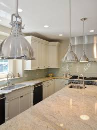 Kitchen 33 by Good Industrial Pendant Lights For Kitchen 33 On Tiffany Ceiling