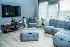 i transform my living room with ambient lounge