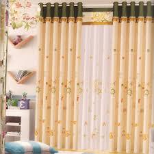 unique curtains decorating cents color block curtains inside