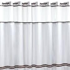 Hookless Shower Curtain Walmart Brown Shower Curtains U2013 Teawing Co