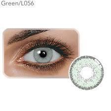 green eye contacts ebay