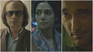 Seeking Trailer Dailymotion Trailer Sridevi Is Deliciously Suspenseful With A Creepy