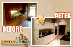 respray kitchen cabinets respray kitchen doors marvelous on within kitchens painting
