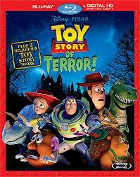 amazon toy story terror blu ray tim allen carl