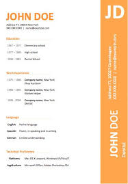 word resume templates free resume template and professional resume