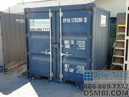 8x8 storage container design space modular buildings inc