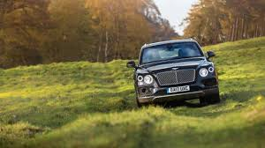 bentayga bentley bentley bentayga field sports edition allows you to hunt in style