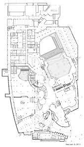 Georgia Aquarium Floor Plan by R Phillip Hunter
