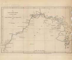 Amherst College Map Maps From The Journal Of The Royal Geographical Society Of London
