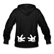black sweater womens mickey mouse sweater hoodie classified