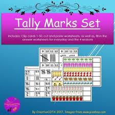 best 25 tally marks ideas on pinterest kindergarten math