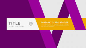 Design Ideas Microsoft Powerpoint How To Design An Awesome Cover Slide For Business Presentation In
