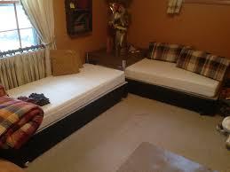 Bedroom Design Bed In Corner Corner Twin Bed Set
