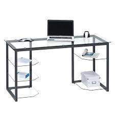 bureau verre et metal bureau verre metal bureau verre but 15 bureau en verre but 15