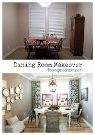 my dining room makeover an evolution before u0026 after the