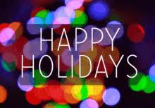 happy holidays gifs tenor