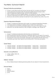 profile exles for resumes profile resume exle summary profiles for biochemistry resumes
