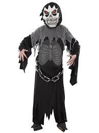 Grim Reaper Costume Grim Reaper Dressing Up Costume Kids George At Asda